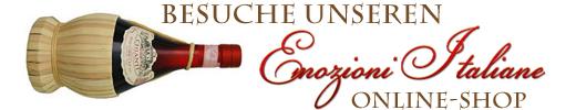 Italien Online Shop - Emozioni Italiane Made in Italy